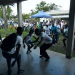 Dancing for Christ bij Mars v Jezus