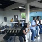 JS band bij Mars v Jezus